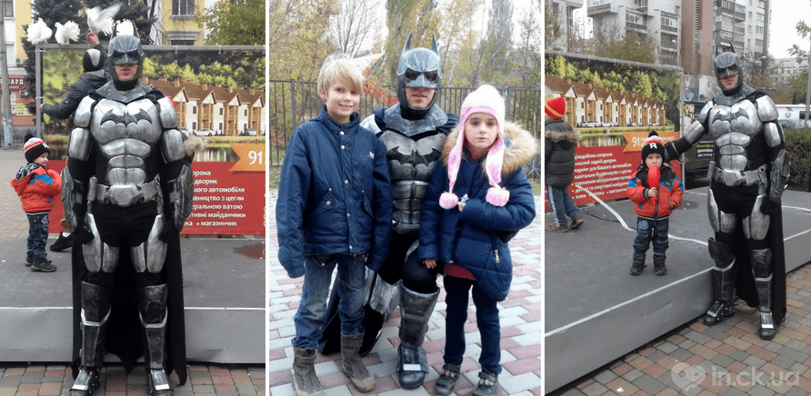 Фото 3 - Дизайнер Артем Максименко створює костюми відомих героїв