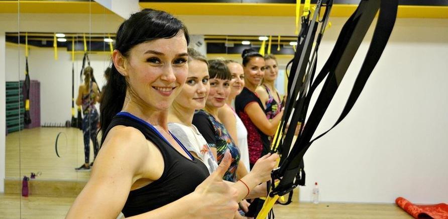 """'В Черкассах работает фитнес-клуб """"только для женщин""""'"""
