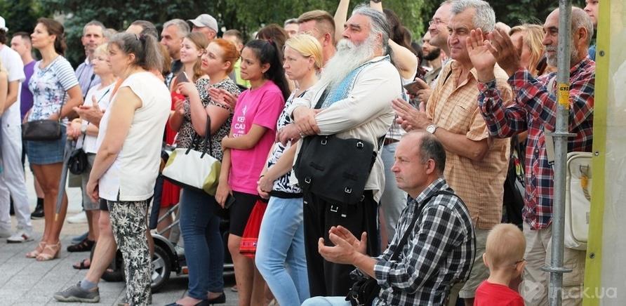 """Фото 2 - В Черкассах прошел фестиваль """"Jazz Dилижанс"""""""