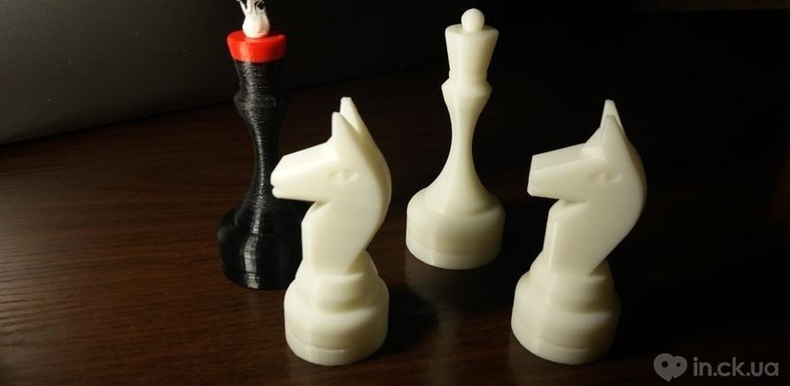 Фото 8 - Шахматные фигуры