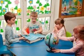 """Статья 'В Черкассах работает клуб-садик для детей """"Місто друзів""""'"""