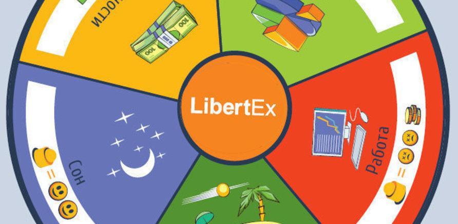 """""""LibertEx – управляй деньгами"""""""