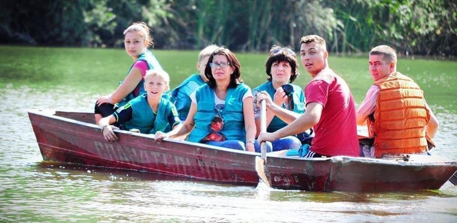 'Туристические аттракции в Черкасской области'