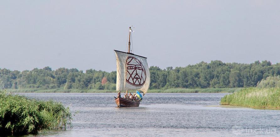 Фото 1 - Школа юних моряків із флотилією