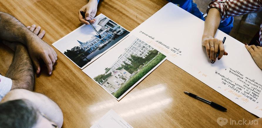 Фото 3 - Перезагрузка черкасских вывесок: в городе состоялась встреча-обсуждение. Фото – Kor Al