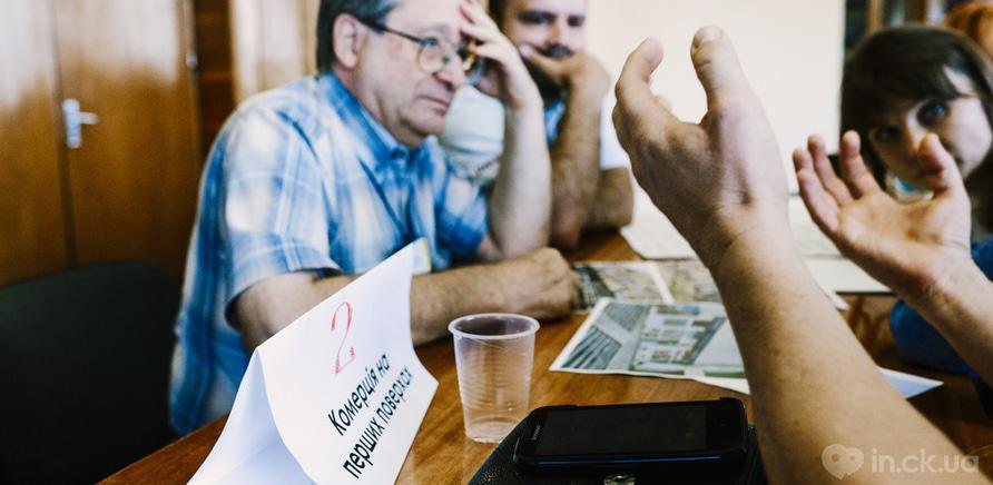 Фото 4 - Перезагрузка черкасских вывесок: в городе состоялась встреча-обсуждение. Фото – Kor Al