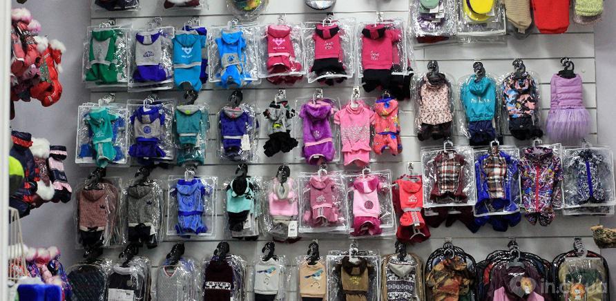 Фото 1 - В Черкассах открылся магазин с гардеробним отделом для животных