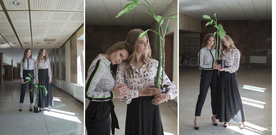 """Фото 2 - """"На клеточном уровне"""" – вышла новая коллекция одежды от Виктора Черкасского"""