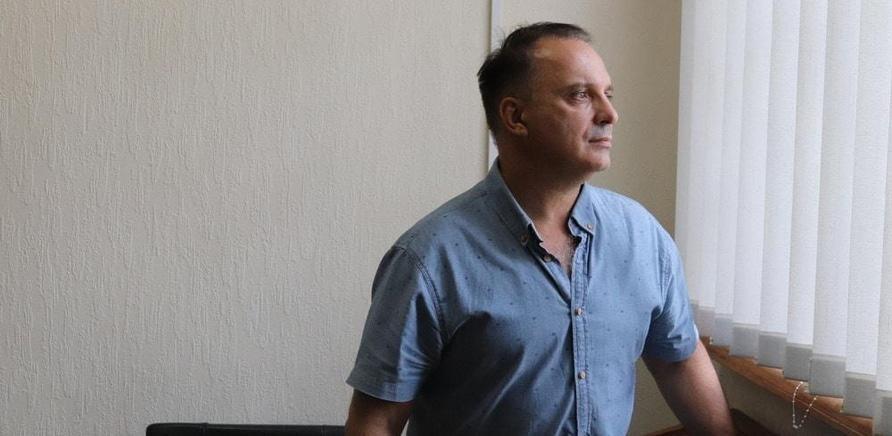 '4 года в Черкассах: Александр Лавриненко'