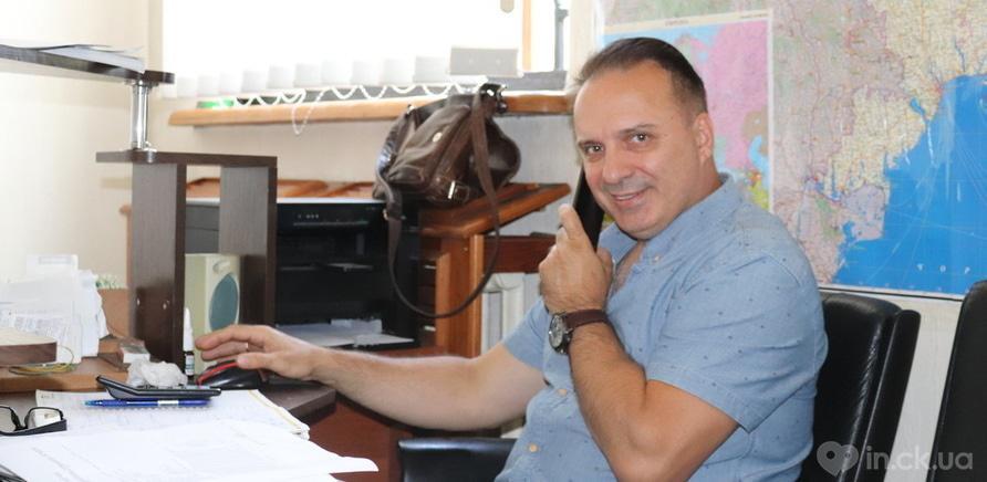 4 года в Черкассах: Александр Лавриненко