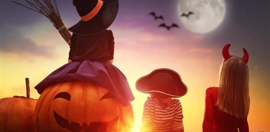 'Пугающие планы: куда пойти на Хэллоуин?'