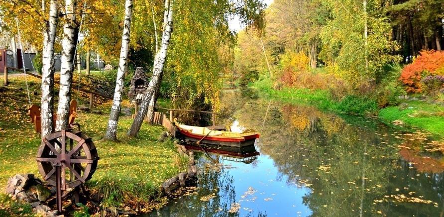 'Райский уголок: идеальное место для осенних фотосессий в Черкассах'