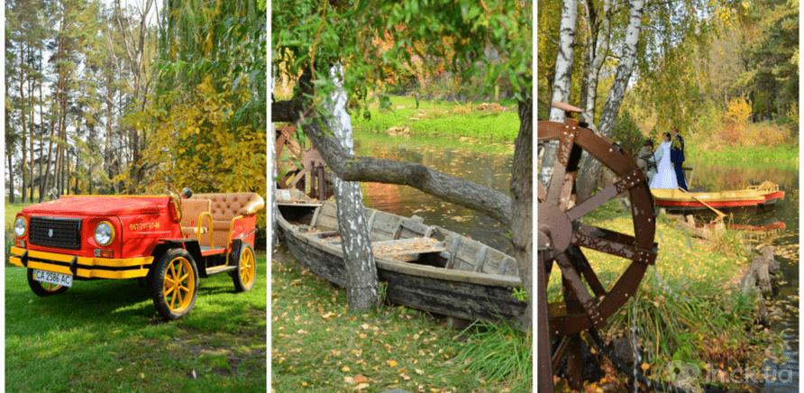 Фото 1 - Райский уголок-идеальное место для осенних фотосессий в Черкассах
