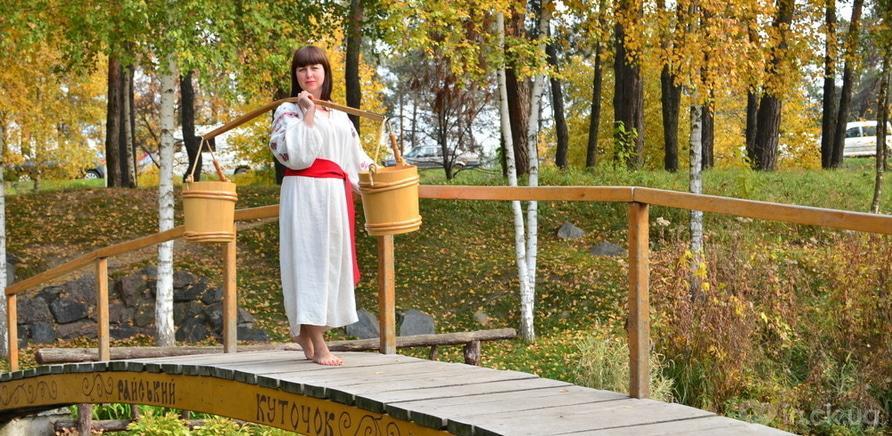 Фото 4 - Райский уголок-идеальное место для осенних фотосессий в Черкассах