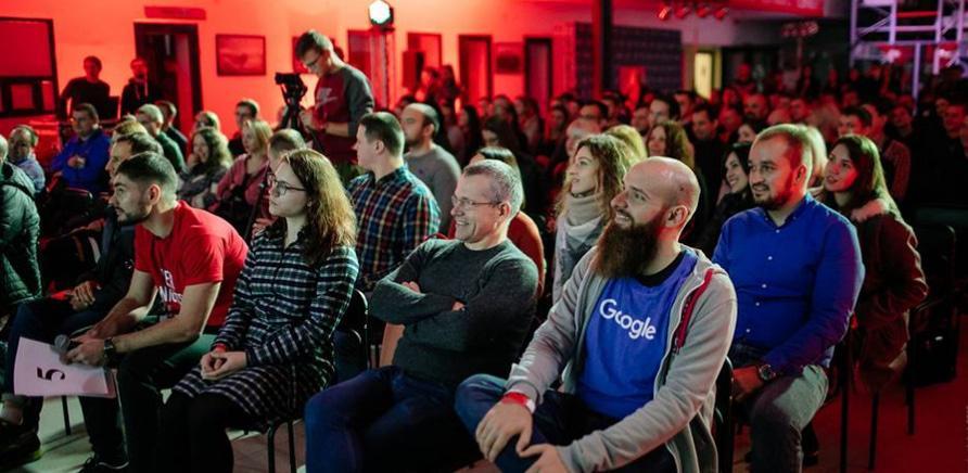 """Фото 5 - """"Tech Nights"""" уже во второй раз собрала IT-сообщество Черкасс"""