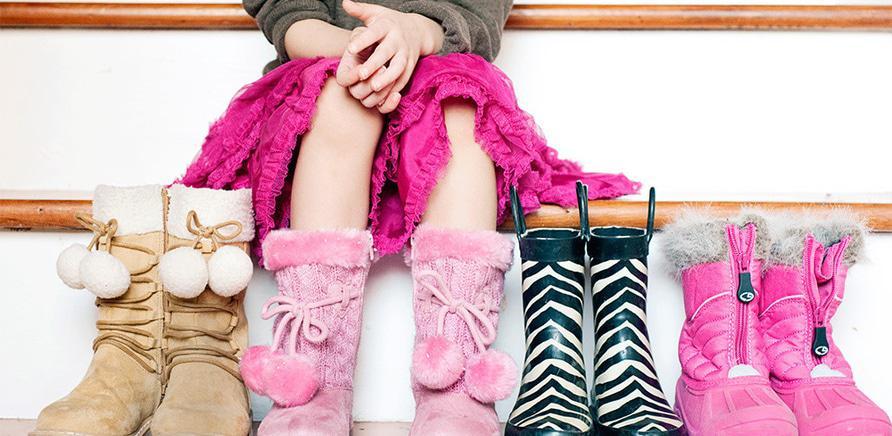 Мембранная обувь для детей: почему стоит обратить внимание?