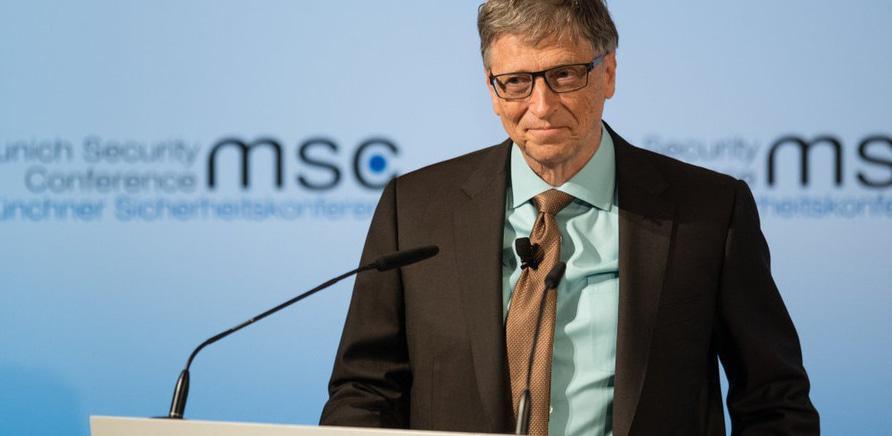 'Билл Гейтс оставил автограф в паспорте черкасщанина'