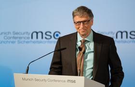 Стаття 'Білл Гейтс залишив автограф у паспорті черкасця'