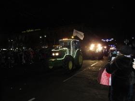 Статья 'В Черкассах прошел первый в Украине парад агротехники'