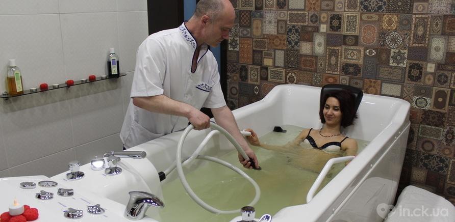 Фото 1 - Подводный душ-массаж