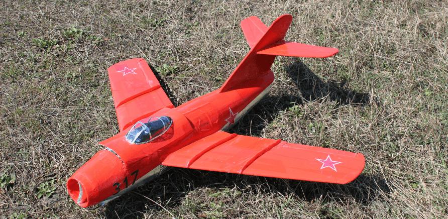 Фото 1 - Авіамоделі Андрія