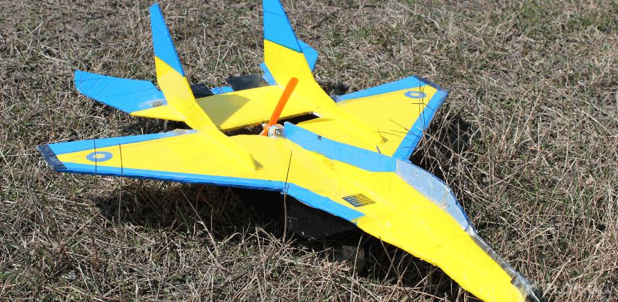 Фото 5 - Авіамоделі Андрія