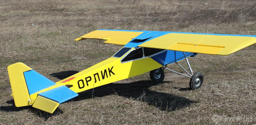 Фото 3 - Черкаський школяр створив 2-метровий літак