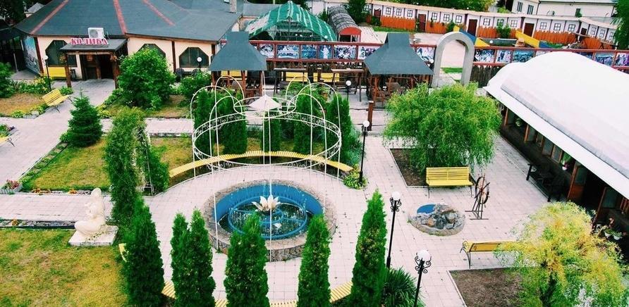 '5 необычных фишек отельно-развлекательного комплекса в Черкассах'