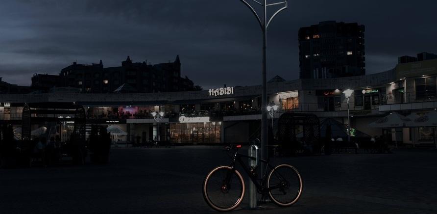 'Электронная велопарковка в Черкассах: что это такое?'