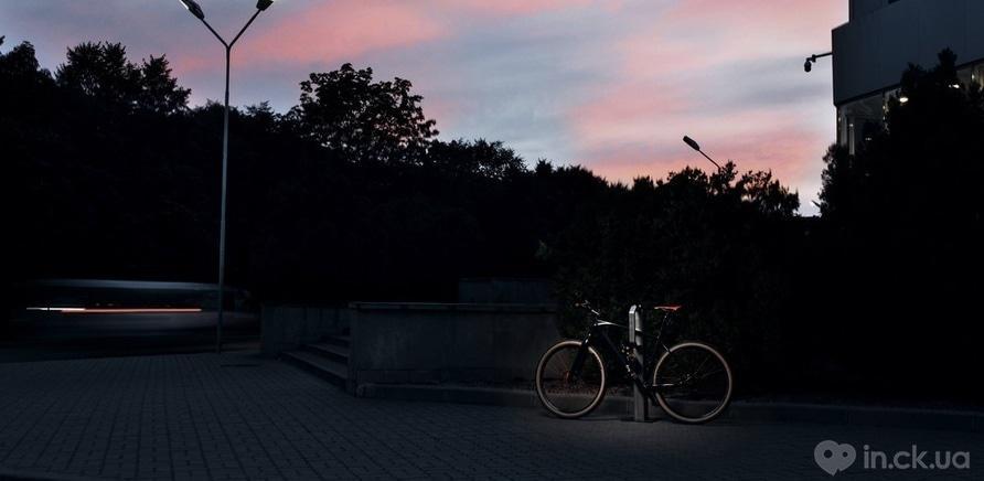 Фото 1 - Электронная велопарковка в Черкассах: что это такое?