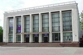Музично-драматичний театр ім. Т. Г. Шевченка