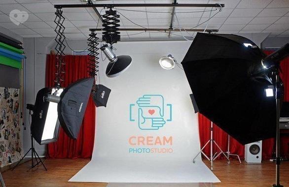 Фото 1 - Фотостудия Cream photo