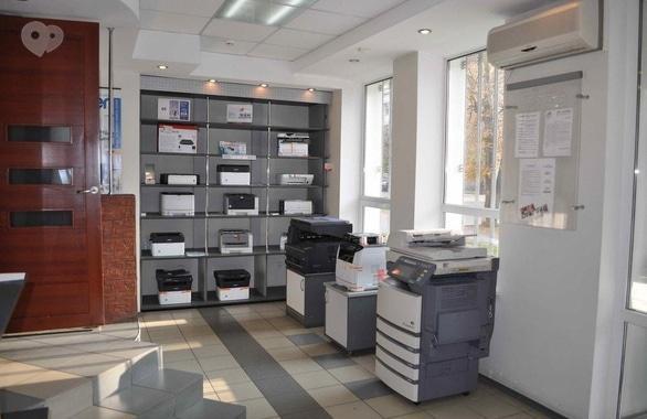 Фото 1 - Центр продажу та обслуговування оргтехніки ОКМА сервіс
