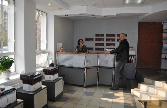 Фото 2 - Центр продажу та обслуговування оргтехніки ОКМА сервіс