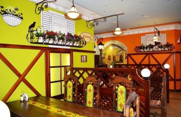 Фото 7 - Ресторан Итальянский дворик