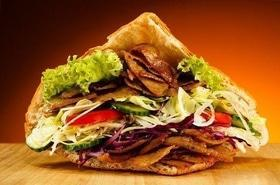 Doner Kebab, фаст-фуд