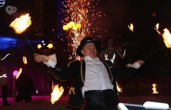 Фото 6 - Огненное шоу, пиротехническое шоу, великаны на ходулях Сварожичи