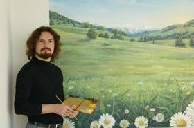 Сергей Байрак, художник