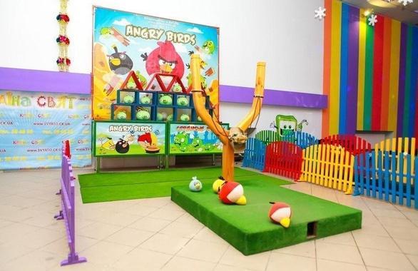 Фото 2 - Детский развлекательный центр Країна Свят