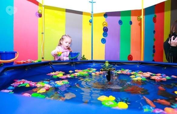 Детские центры для празднования дня рождения