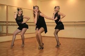 Экспрессия, театр танца