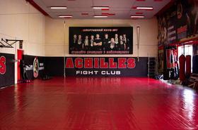MMA Achilles, бойцовский клуб, боевое самбо, панкратион