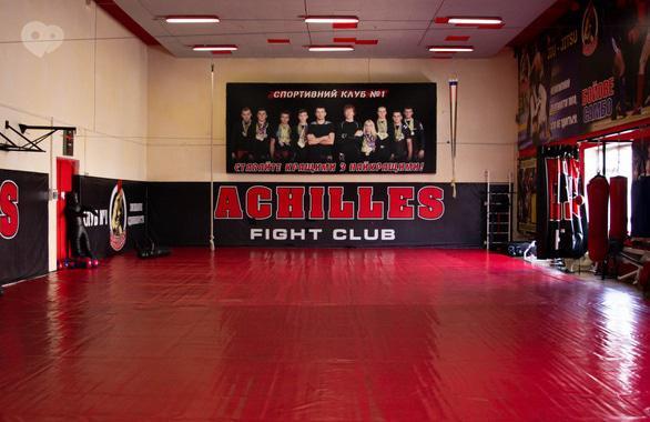 Фото 1 - Бойцовский клуб, боевое самбо, панкратион MMA Achilles