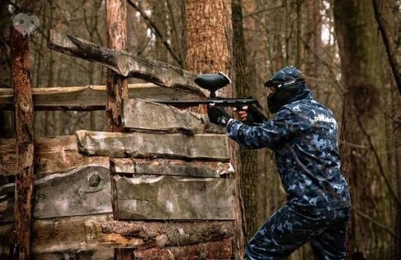 Фото 1 - Пейнтбольний оператор Paintball
