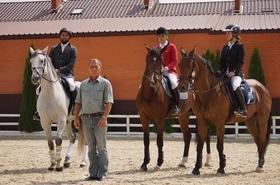 Сван, конно-спортивный клуб