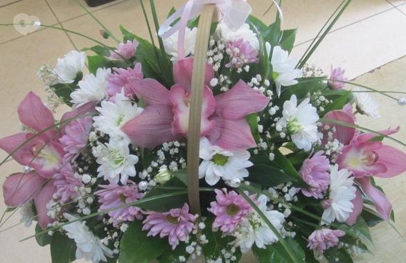 Фото 2 - Цветы, флористика Комплимент
