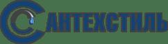 Логотип Сантехстиль, ТОВ, продаж та монтаж сантехніки