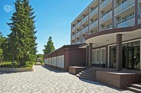 Perlyna resort, Культурно-оздоровительный комплекс