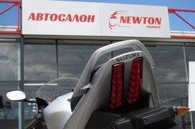 NEWTON motors, автосалон