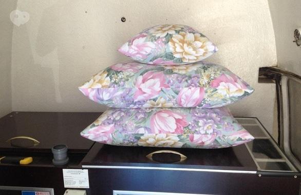 Фото 2 - Услуги по чистке и реставрации подушек Реставрация подушек